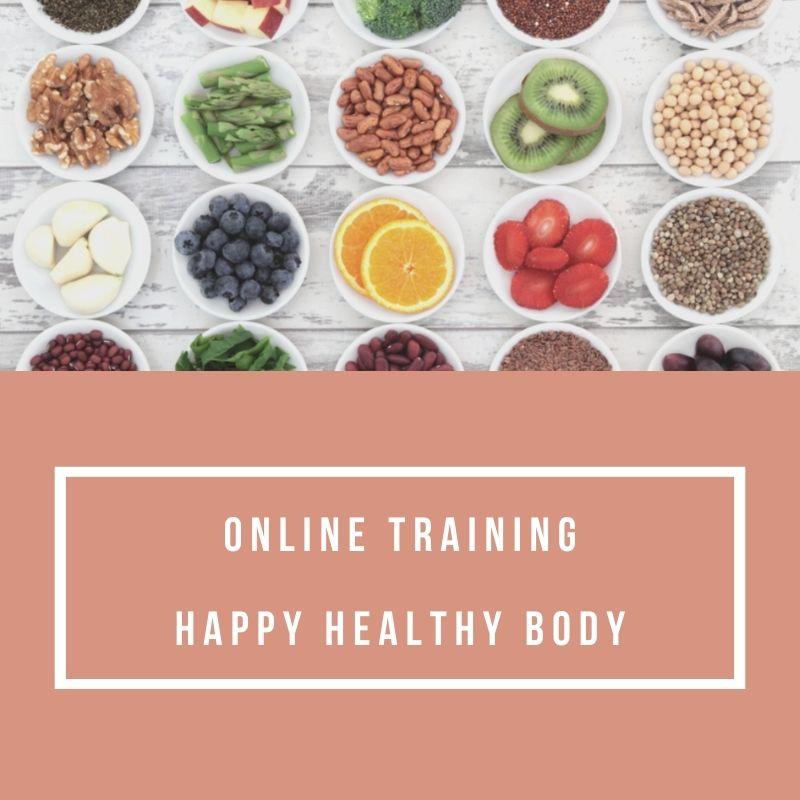 HAPPY HEALTHY BODY